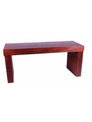 Buffet Table.Wooden Buffet Table
